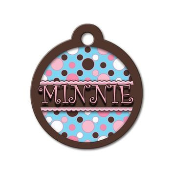 Dip N Dots - Cute Pet Tag