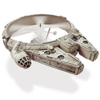 The Only Remote Controlled Millennium Falcon - Hammacher Schlemmer
