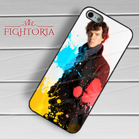 Sherlock Holmes Phone Case -3NDH for iPhone 4/4S/5/5S/5C/6/6+,samsung S3/S4/S5/S6 Regular/S6 Edge,samsung note 3/4