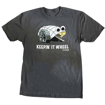 Keepin' It Wheel (Grey) / Shirt