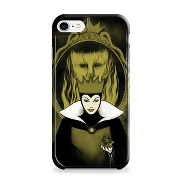 now White evil queen mirror iPhone 6   iPhone 6S Case