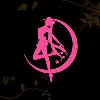 Sailor moon Decal for your Car, Walls, Laptops, iPhone, iPad and Water bottles.