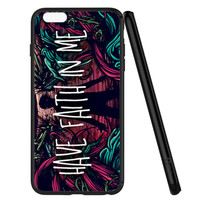 A Day To Remember Have Faith In Me iPhone 6 | 6S Case Planetscase.com