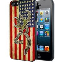 deer camo browning A Samsung Galaxy S3 S4 S5 Note 3 , iPhone 4(S) 5(S) 5c 6 Plus , iPod 4 5 case