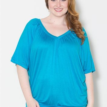 Plus Size Tops | Veronica Top | Swakdesigns.com
