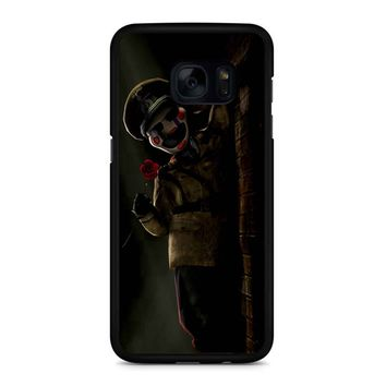 Five Nights At Freddy S General Marionette Samsung Galaxy S7 Edge Case