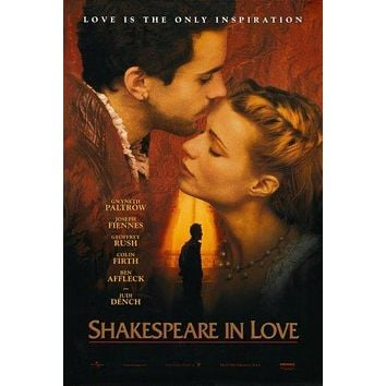 Shakespeare In Love poster 24x36