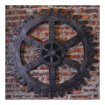 Industrial Style Gear Wall Haning Decoration    P