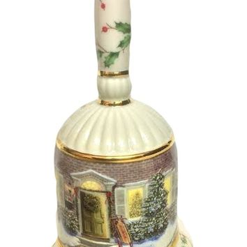 Lenox Bone China 2005 Annual Holiday Collector Bell
