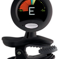 Snark SN-5 Clip-On Tuner for Guitar Bass Violin Acoustic or Electric