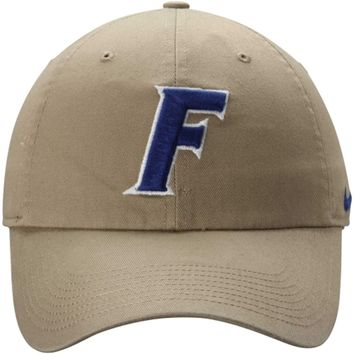 Florida Gators Nike 3D Tailback Adjustable Performance Hat - Khaki