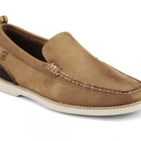 Sperry Men's Seaside Loafer Venetian, Tan-10