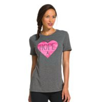 Under Armour Women's UA Power In Pink® Hope T-Shirt