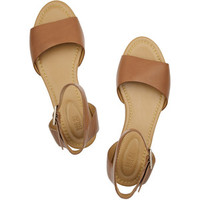 See by Chloé Leather sandals