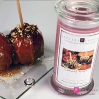 Caramel Apples Jewelry Candle