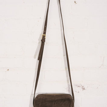 Marlow Goods Mini Britten Bag in Chocolate