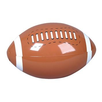 12 Inflatable FOOTBALL Beach Balls/INFLATES/POOL PARTY Birthday FAVORS/TOY 16...