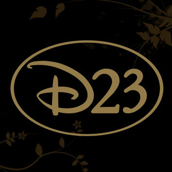 D23 Official Disney Club Decal for your Car, Walls, Laptops, iPhone, iPad and Water bottles.