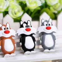 Usb Stick Hot selling USB flash drive lovely Cat 4GB-64GB USB 2.0 flash drive pen drive memory stick  S361  pendrive