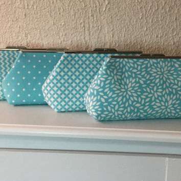 Bridesmaid Clutch/Bridesmaid Gift/Special Occasion/Prom Clutch/You Choose Fabric/FREE SHIPPING