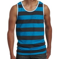 Hurley Men's Bold Knit Tank Top
