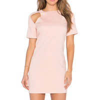 ELLIATT Notre Dame Shift Dress in Blush