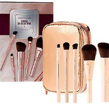 bareMinerals Brush on Beautiful 5-pc Full Size Brush Collection — QVC.com