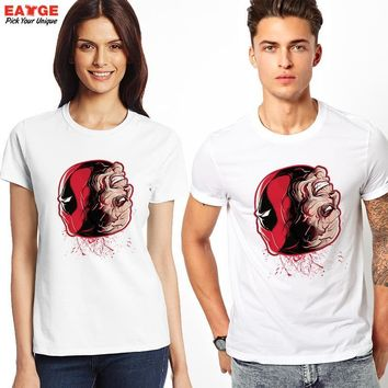"Deadpool ""Two Faced"" Fashion Shirt"