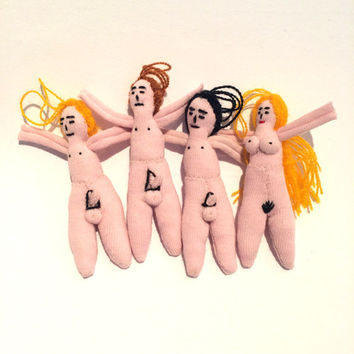 Handmade Naked People