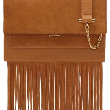Vince Camuto 'Amele' Shoulder Bag - Brown