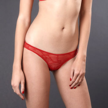 Maison Close: Chaperon Rouge Thong