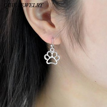 Paw Earring Dog Paw Jewelry Dog Lover