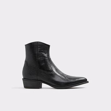 Uliredien Black Men's Casual boots | ALDO US