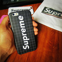 Supreme Grids Case for iPhone