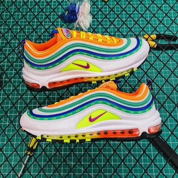 Nike Air Max 97 Ondon Summer Of Love | Ci1504 100 Sneakers - Best Online Sale