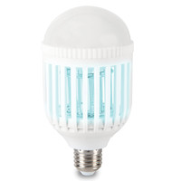 The Mosquito Zapping Light Bulb