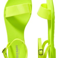 Old Navy Womens Ankle Strap Sandals