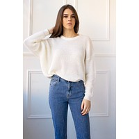Simone Sweater - ivory