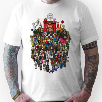 Super Mighty Boosh Unisex T-Shirt