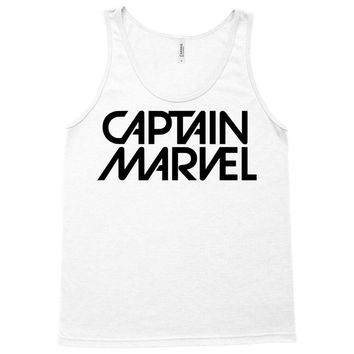 captain marvel 5 Tank Top