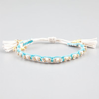 Rose Gonzales Shore Lily Bracelet Ocean One Size For Women 24877820601