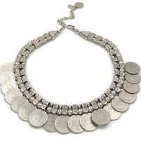 Coins of A Gypsy Necklace