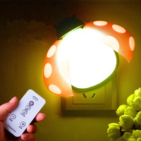 Creative Colorful Stylish Bright Remote LED Home Gifts Lights [6283349446]