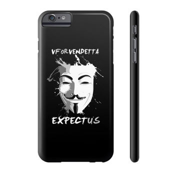 V for vendetta Phone Case