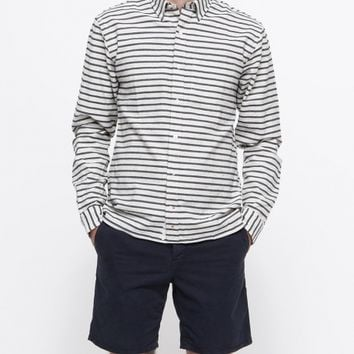 Apolis / Twill Stripe Button Down