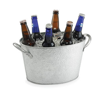 Tablecraft GT159 15X9X7.5 Oval Beverage Tub