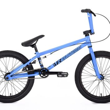 Eastern Lowdown Blue Complete BMX Bike