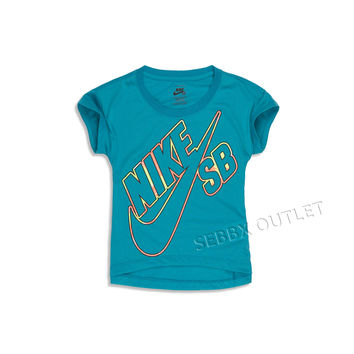 Nike SB Graphic T Shirt Turbo Green Tee