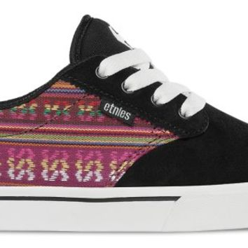 etnies Jameson 2 Womens, Black Black Pink / Shop / etnies - Action Sports Footwear and Apparel