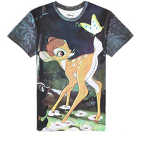 Eleven Paris T Shirt with Bambi Print